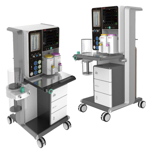 Anesthesia machine, model Anesthesia Workstation Asteros Royale, Modular Design, lightweight & compact