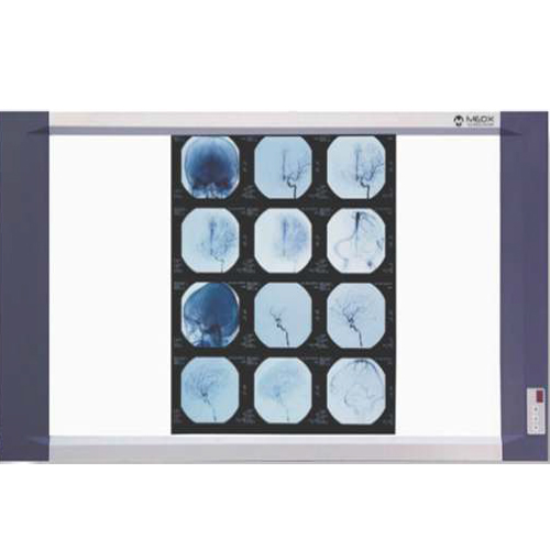 Led x-ray film view box