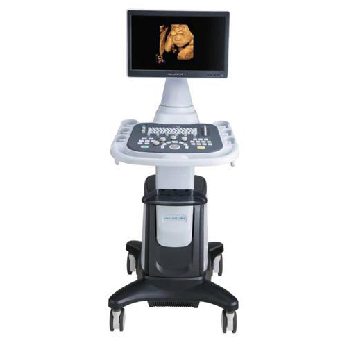 Latest Ultrasound machine model AeroScan CD25 pro, with Rotatable Keyboard and monitor